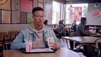 Burger King Chicken Nuggets TV Spot, 'The King Is Nuts'