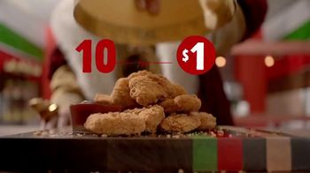 Burger King Chicken Nuggets TV Spot, 'The King Is Nuts' - Thumbnail 9