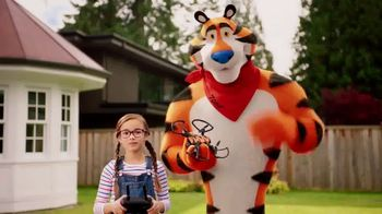 Frosted Flakes TV Spot, 'New Trick' - Thumbnail 1
