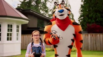 Frosted Flakes TV Spot, \'New Trick\'