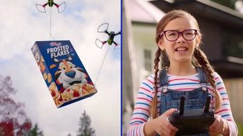 Frosted Flakes TV Spot, 'New Trick' - Thumbnail 4
