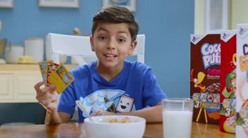 General Mills TV Spot, 'Pokemon: Catch Them All'