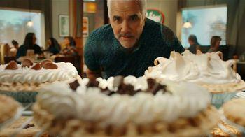Perkins Burger, Fries & Pie Combo TV Spot, 'Bring the Pie First'