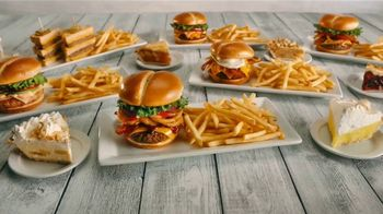 Perkins Burger, Fries & Pie Combo TV Spot, 'Bring the Pie First' - Thumbnail 10