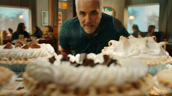 Perkins Burger, Fries & Pie Combo TV Spot, 'Bring the Pie First'