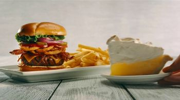 Perkins Burger, Fries & Pie Combo TV Spot, 'Bring the Pie First' - Thumbnail 7