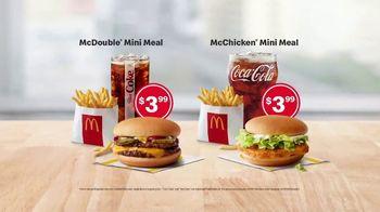 McDonald's Mini Meals TV Spot, 'Baby Talk' - Thumbnail 10
