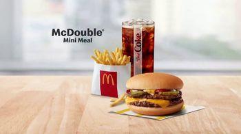 McDonald's Mini Meals TV Spot, 'Baby Talk' - Thumbnail 7