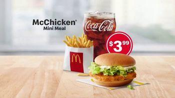 McDonald's Mini Meals TV Spot, 'Baby Talk' - Thumbnail 9