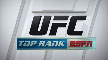 ESPN+ TV Spot, 'UFC and Top Rank Boxing' - 97 commercial airings