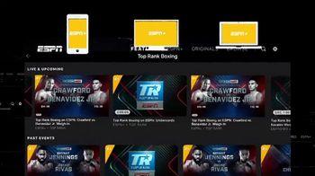 ESPN+ TV Spot, 'UFC and Top Rank Boxing' - Thumbnail 5