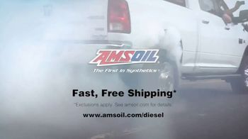 Amsoil TV Spot, 'Diesel Powerful Protection' - Thumbnail 8