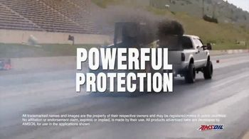 Amsoil TV Spot, 'Diesel Powerful Protection'