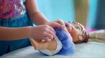 Baby Alive Shimmer 'N Splash Mermaid TV Spot, 'Mermaid Surprise' - Thumbnail 5