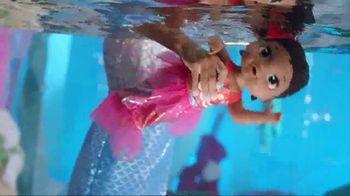 Baby Alive Shimmer 'N Splash Mermaid TV Spot, 'Mermaid Surprise' - Thumbnail 7