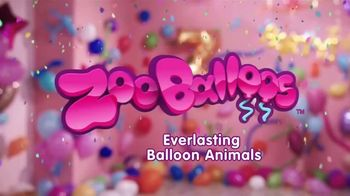 ZooBalloosTV Spot, 'Won't Pop' - Thumbnail 1