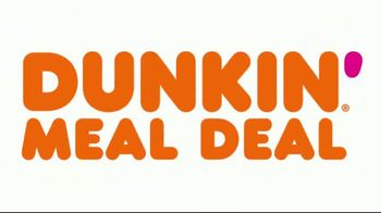 Dunkin' Donuts $5 Meal Deal TV Spot, 'All For Me' - Thumbnail 1