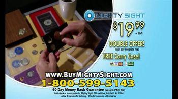 Mighty Sight TV Spot, 'Look Closer' - Thumbnail 10