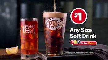 McDonald's $1 Any Size Soft Drinks TV Spot, 'Big Splash' - Thumbnail 8