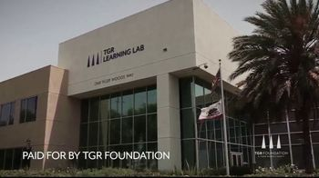Tiger Woods Foundation TV Spot, 'Unlimited Access to Resources' - Thumbnail 7