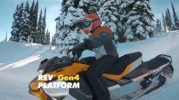 Ski-Doo Sales Event  TV Spot, 'Winter Celebration: 2019 Trail & Crossover Sleds' - Thumbnail 3