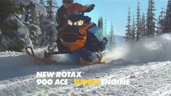 Ski-Doo Sales Event  TV Spot, 'Winter Celebration: 2019 Trail & Crossover Sleds' - Thumbnail 5
