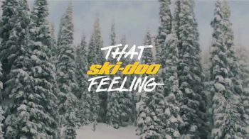 Ski-Doo Sales Event  TV Spot, 'Winter Celebration: 2019 Trail & Crossover Sleds' - Thumbnail 6