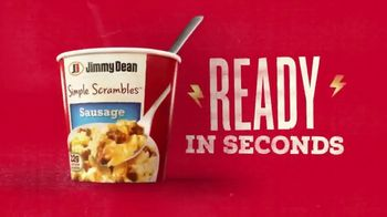Jimmy Dean TV Spot, 'Sunday Morning Shine'