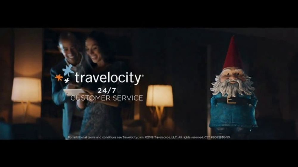 Travelocity TV Commercial, 'A Little Wisdom: Extend Your Stay'