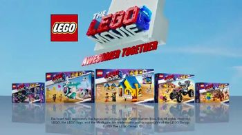 LEGO Movie 2 Play Sets TV Spot, 'Awesome' - Thumbnail 10