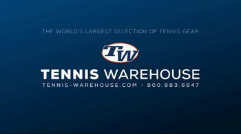 Tennis Warehouse TV Spot, 'Fit Test: Shop With Confidence' - Thumbnail 10