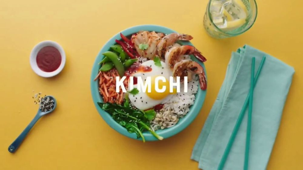 Sun Basket TV Commercial, 'Your Kind of Healthy: Bibimbap'