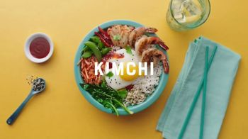 Sun Basket TV Spot, 'Your Kind of Healthy: Bibimbap'