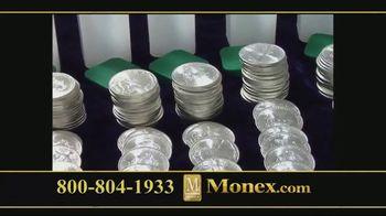 Monex Precious Metals TV Spot, 'Silver American Eagles' - Thumbnail 4