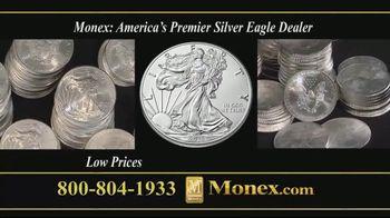 Monex Precious Metals TV Spot, 'Silver American Eagles' - Thumbnail 6