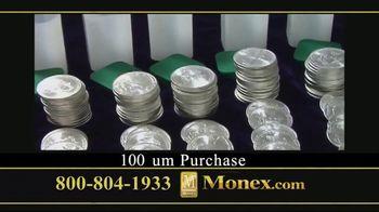 Monex Precious Metals TV Spot, 'Silver American Eagles' - Thumbnail 8