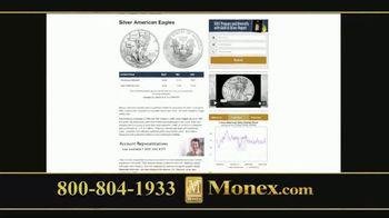 Monex Precious Metals TV Spot, 'Silver American Eagles' - Thumbnail 9