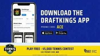 DraftKings TV Spot, '2019 Fantasy Tennis Contest' - Thumbnail 4