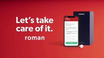 Roman TV Spot, 'Stressed About Hair Loss' - Thumbnail 9