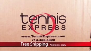 Tennis Express TV Spot, 'Phone Support, Live Chat and Secure Pay Options' - Thumbnail 5
