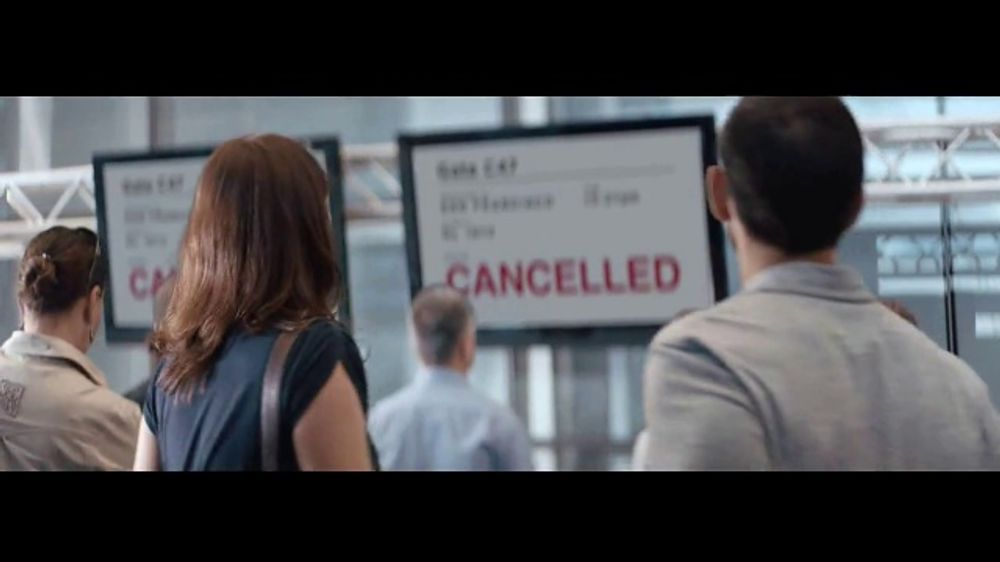 Travelocity TV Commercial, 'A Little Wisdom: Unexpected Change of Plans'