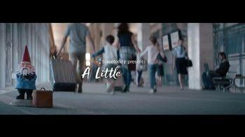 Travelocity TV Spot, 'A Little Wisdom: Unexpected Change of Plans' - Thumbnail 1