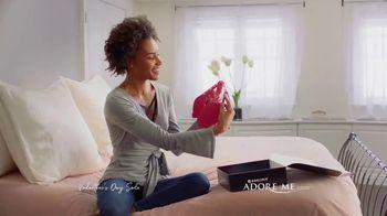 Adore Me Valentine's Day Sale TV Spot, 'Me Day: 50 Percent' - Thumbnail 2