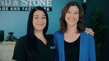 Hand and Stone TV Spot, 'Valentine's Day Spa Package: Jacki'