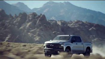 Chevrolet Silverado TV Spot, 'La camioneta oficial de las personas reales' [Spanish] [T1]