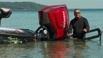 Evinrude TV Spot, 'Outdoor Channel: Conservation' Featuring Kim Stricker - Thumbnail 1
