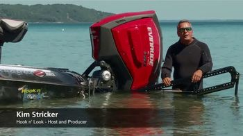 Evinrude TV Spot, 'Outdoor Channel: Conservation' Featuring Kim Stricker - Thumbnail 2