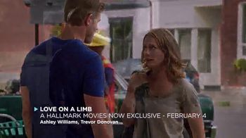 Hallmark Movies Now TV Spot, 'New in February' - Thumbnail 6