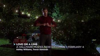 Hallmark Movies Now TV Spot, 'New in February' - Thumbnail 7