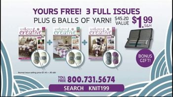 Knit & Stitch Creative TV Spot, 'Create Yourself!' - Thumbnail 9